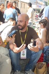 Marc Garcia Director Rebobinart