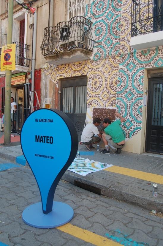 Mateo azulejo