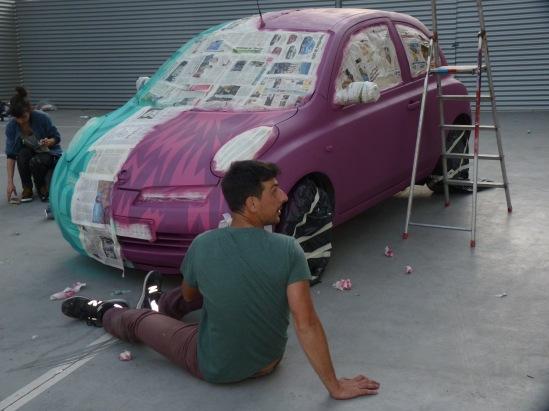 Sebastian coche
