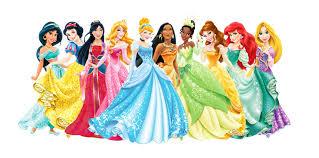 Princesas varias
