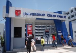 Universidad César Vallejo façana