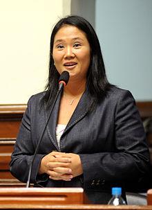 Keiko parlamentaria