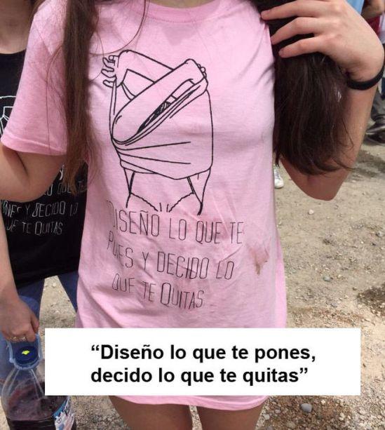 Camiseta-Paellas diseño lo que te pones