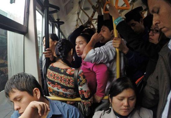 punteo bus brasil